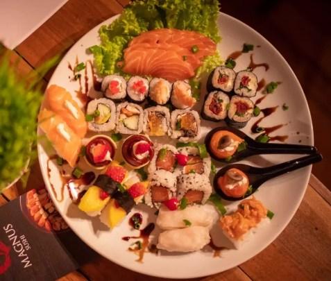 magnus sushi
