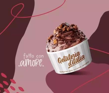 gelateria d'italia