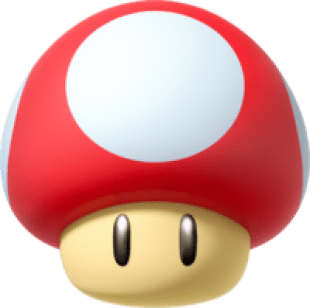 cogumelos do mario