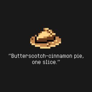 torta de caramelo com canela