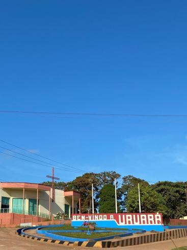foto da cidade para representar delivery em Uruará