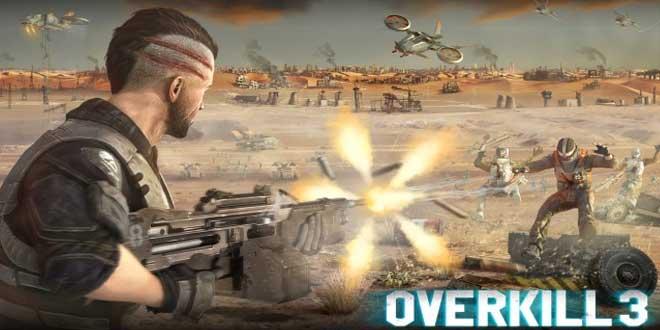 Overkill 3 es censurado en la App Store por violencia   Friki Aps