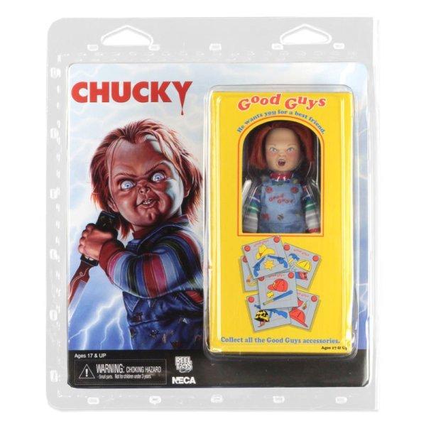 Chucky Muñeco Diabolico 14cm