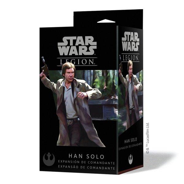 Han Solo – Expansión de Comandante