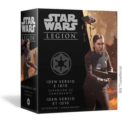Iden Versio + ID10 – Unidad de Comandante