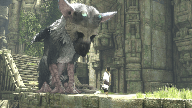 Conoce la relación entre Last Guardian y Shadow of the Colossus