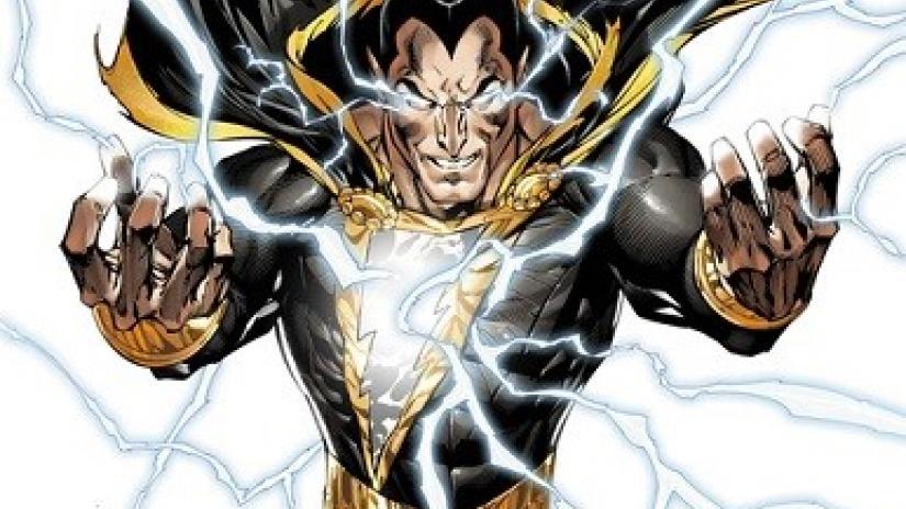 Warner Bros y DC Comics ya trabajan en la película de Black Adam
