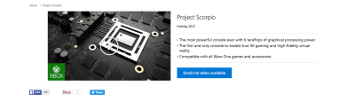 ProjectScorpio-microsoft-tienda-frikigamers.com