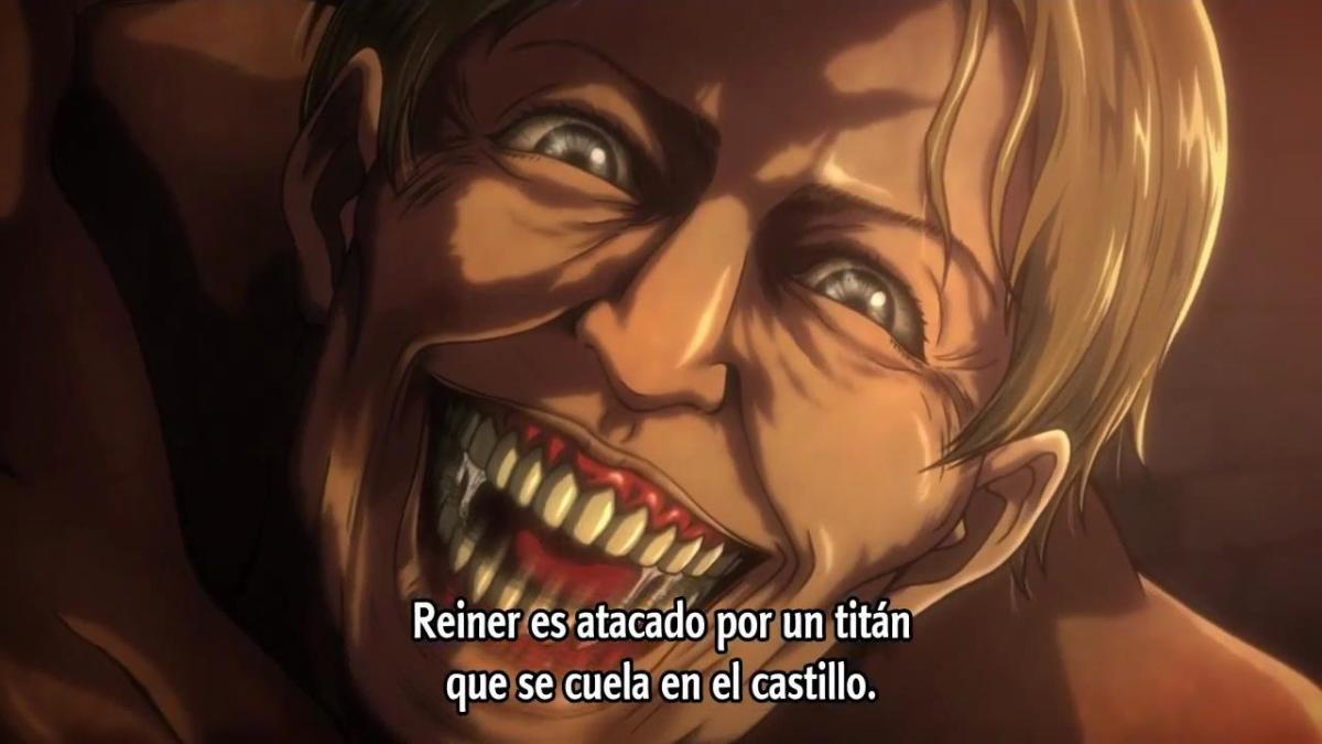 ATTACK ON TITAN – SEGUNDA TEMPORADA – CAPITULO 04