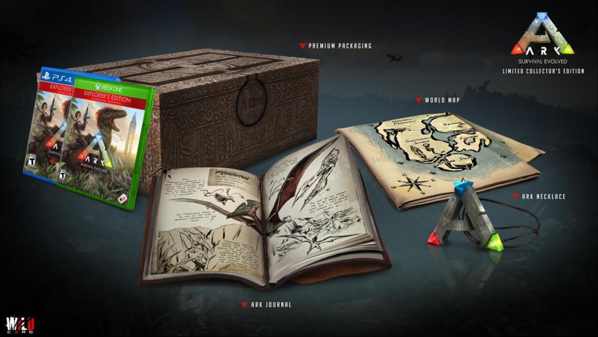 ARK-Survival-Evolved-fecha-lanzamiento-frikigamers.com