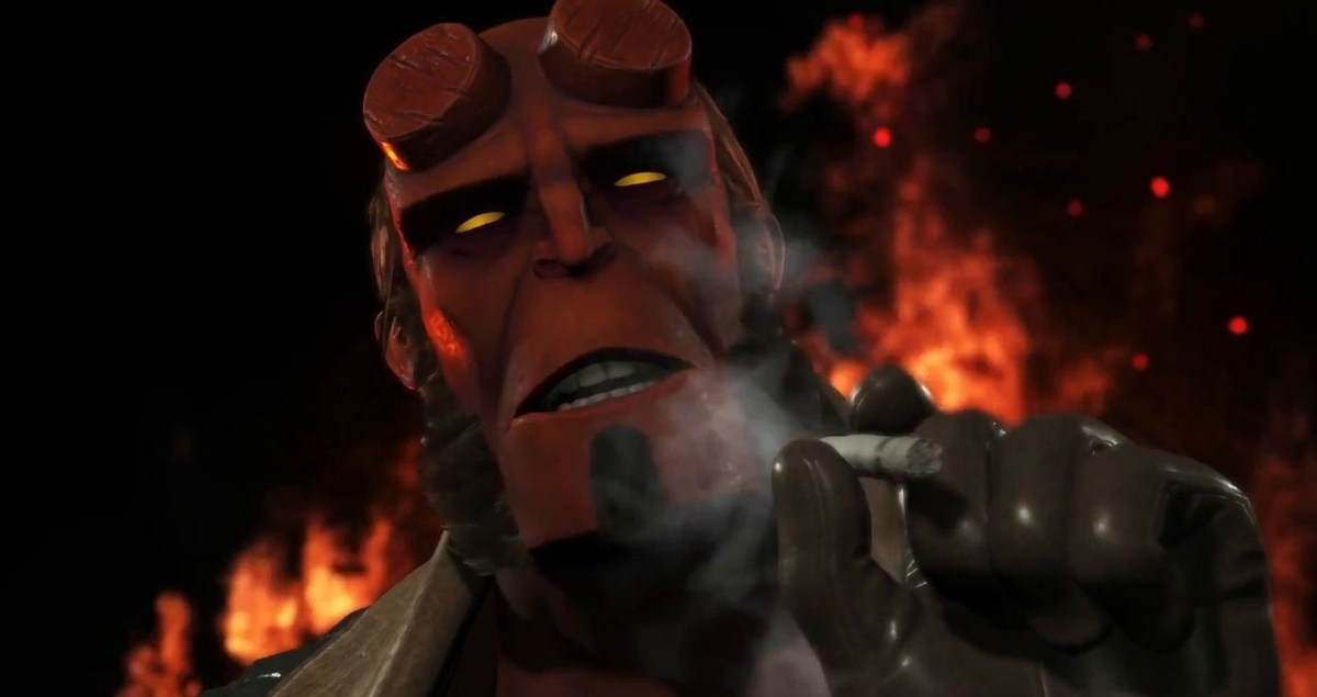 chequea-manta-negra-raiden-hellboy-injustice-2-frikigamers.com
