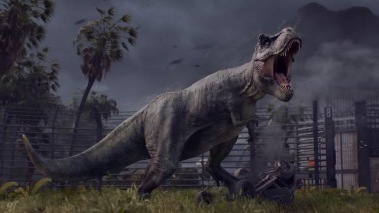 Jurassic World Evolution anunciado para Xbox One en la Gamescom 2017