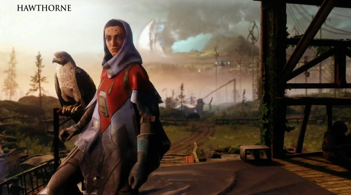 Mira el nuevo personaje de Destiny 2