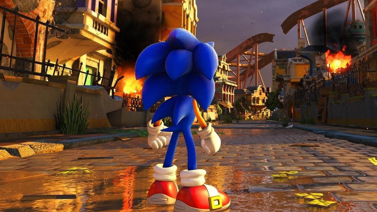 Mira las reacciones del público ante Sonic Forces