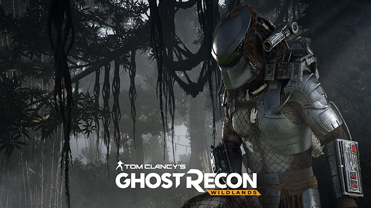 Depredador llegará a Ghost Recon Wildlands