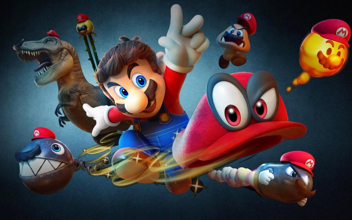 Super Mario Odyssey alcanza los 9 millones en ventas