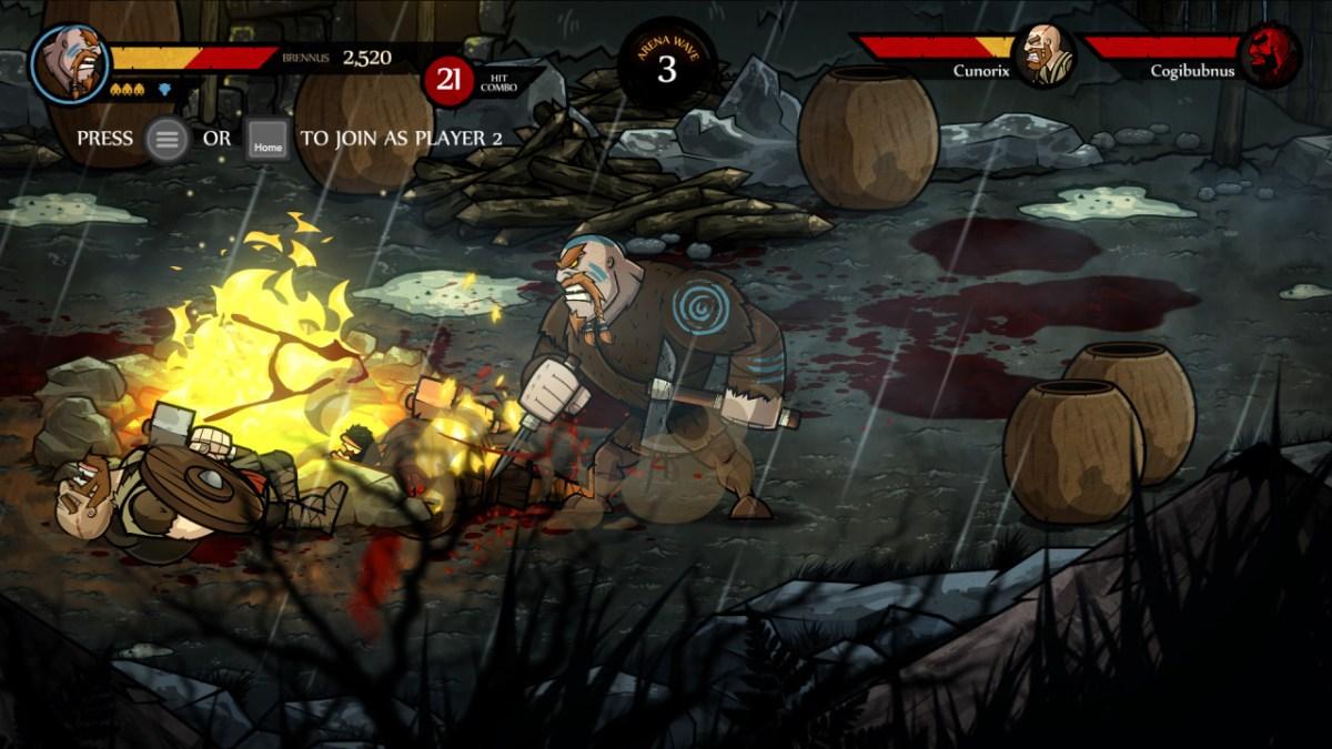 Wulverblade llegará a PC, Xbox One y PS4 a finales de enero