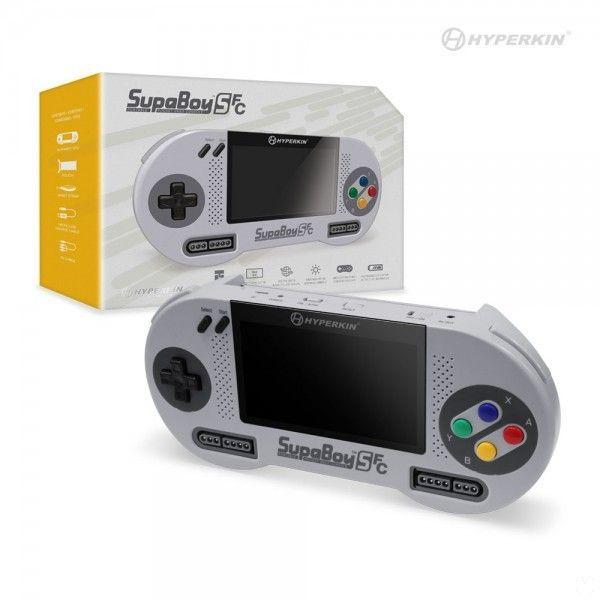 Ya puedas reservar La Supaboy SFC, una SNES portátil - Friki Gamers