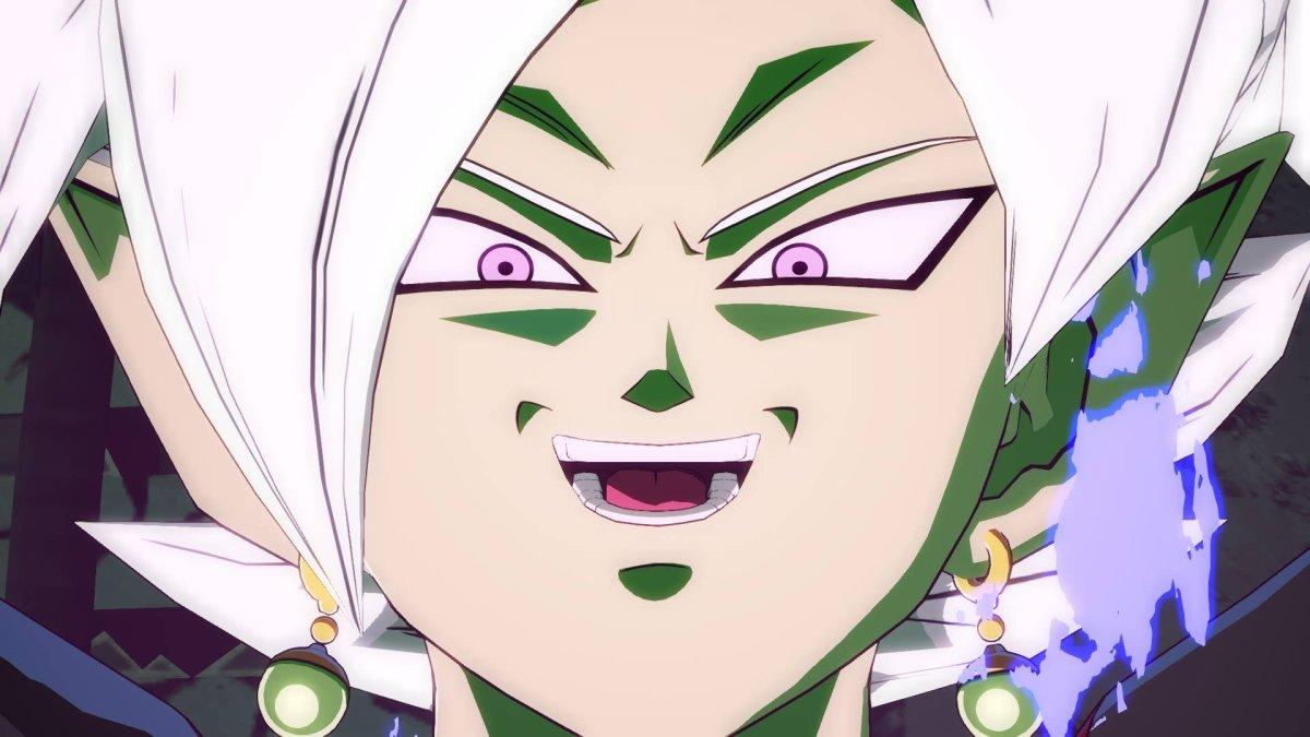 Mira las nuevas imágenes de Zamasu fusionado en Dragon Ball Fighter Z