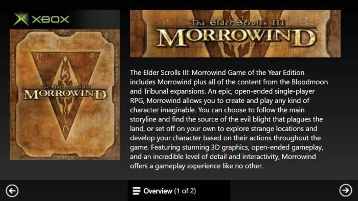 podras-jugar-completo-the-elder-scrolls-iii-morrowind-en-xbox-one-frikigamers.com