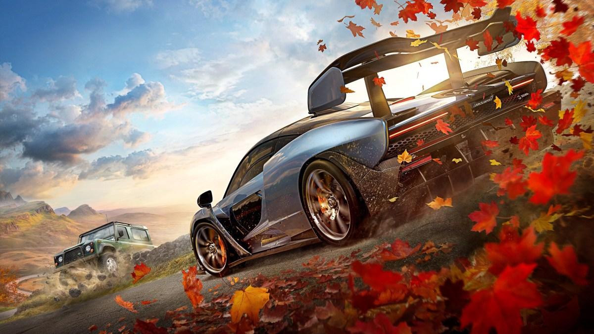 Forza Horizon 4 tiene un modo Crazy Taxi