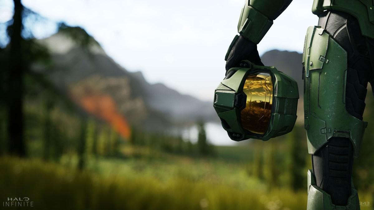 Halo Infinite es Halo 6