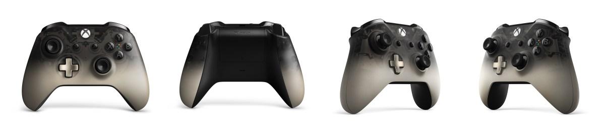 Mira los dos nuevos modelos para el mando de Xbox One