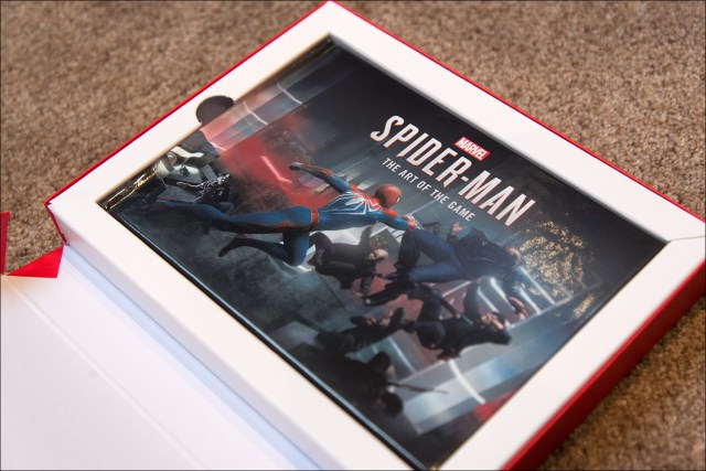 Spider-Man-Special-Edition-Art-Book-frikigamers.com