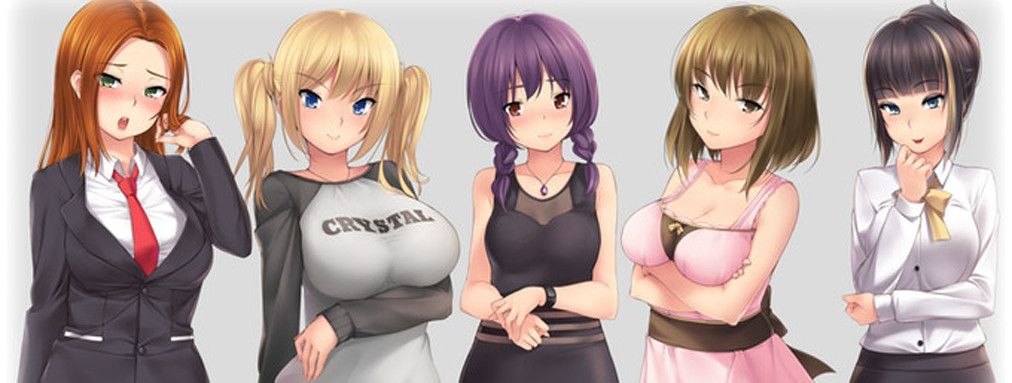 Negligee: Love Stories, el primer videojuego pornográfico publicado en Steam