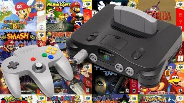 Patente europea da pistas de la existencia de Nintendo 64 Mini