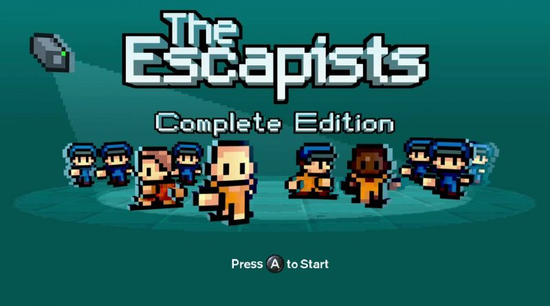 The Escapists: Complete Edition Makes a Break onto Nintendo Switch