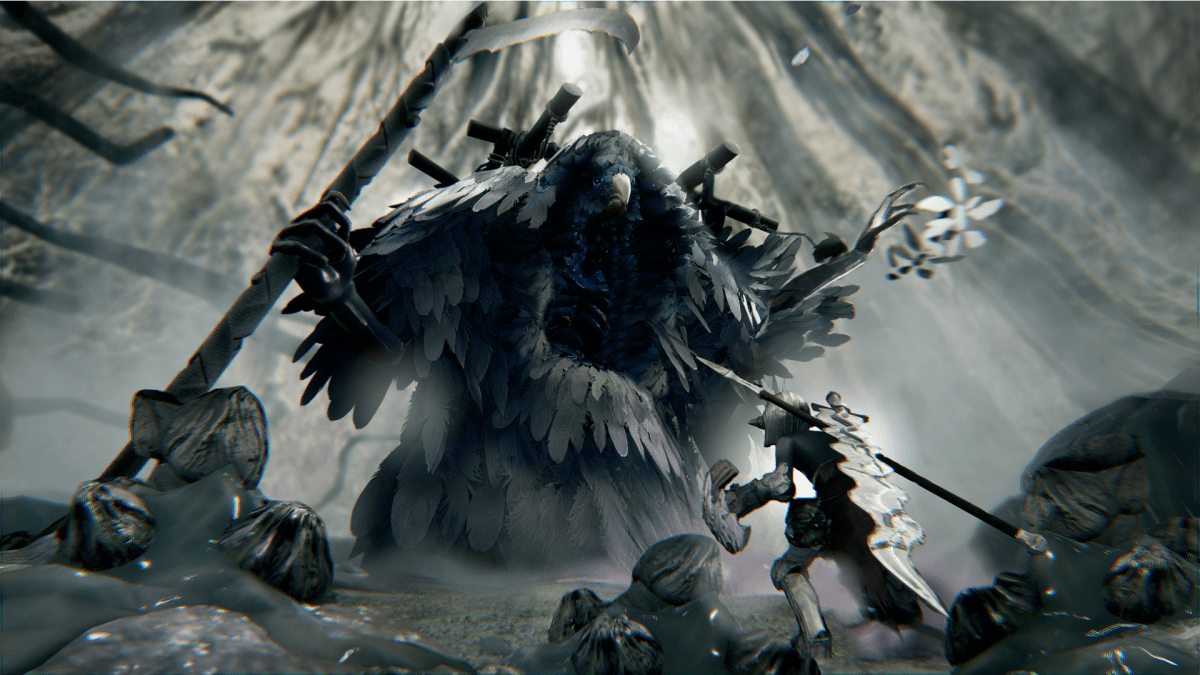 Sinner: Sacrifice for Redemption Now Challenging Switch, PS4, Xbox One