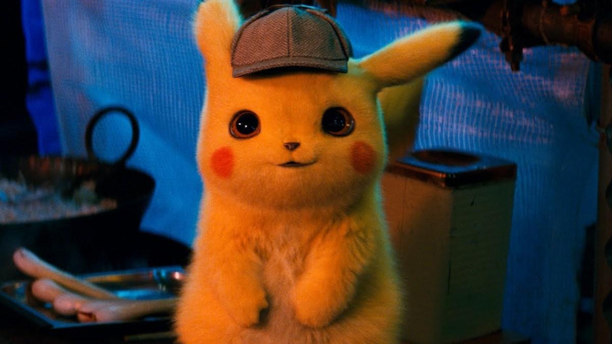 Mira el primer tráiler de Pokémon: Detective Pikachu
