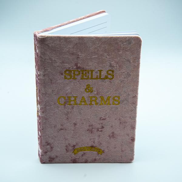 Cuaderno Peludo A5 Hechizos y Encantamientos