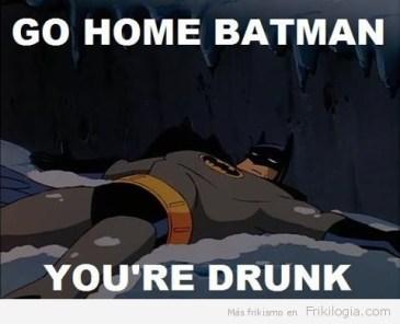 batman borracho