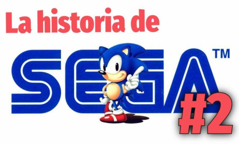 La historia de Sega