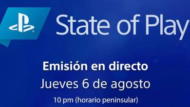 State of Play 6 de agosto