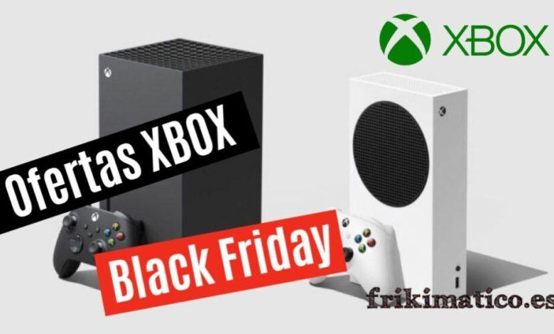 Ofertas Xbox Black Friday