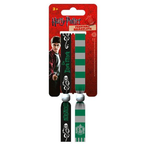 pack-pulseras-slytherin-harry-potter