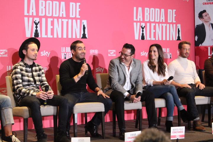 La boda de Valentina Omar Chaparro y Marimar Vega