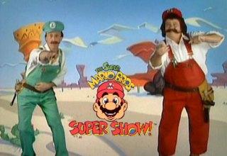 The super mario bros super show