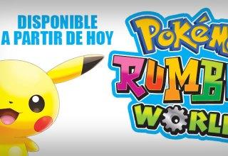 pokémon rumble world lanzamineto