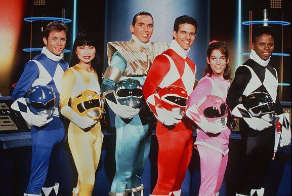 """Mighty Morphin Power Rangers"""