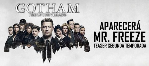 Gotham MrFreeze HEADER