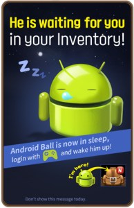 android ball