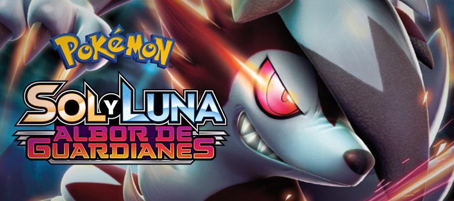 Se anuncia Pokémon Sol y Luna Albor de Guardianes