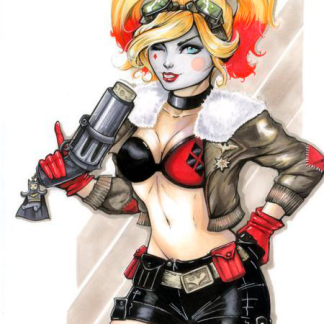 HARLEY QUIN