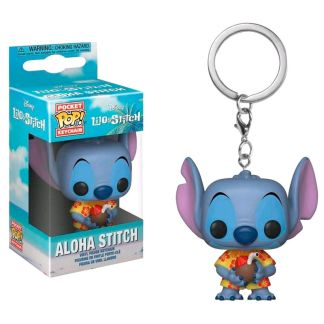 Llavero Pocket POP Disney Aloha Stitch Exclusive