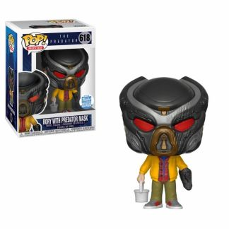 Figura POP The Predator Rory with Predator Mask Exclusive