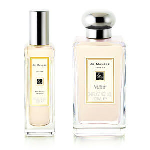 Jo Malone Red roses cologne - £38 for 30ml or £76 for 100ml.